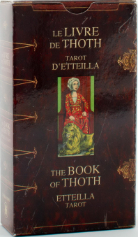 Таро Гранд Эттейла (The Book of Thoth: Etteilla Tarot).