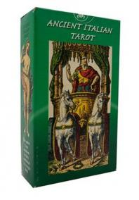 Ancient Italian Tarot. Таро Древней Италии (на английском языке).