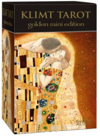 Купить Мини Таро Золотое Климта. Mini Golden Tarot Of Klimt в интернет-магазине TaroShop