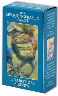 Мини Таро Русалки. Mini Tarot Mermaids.