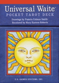 Universal Waite Pocket Tarot. Универсальное Таро Уэйта (карманное).