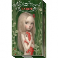 Купить Мини Таро Чекколи. Mini Ceccoli Tarot в интернет-магазине TaroShop