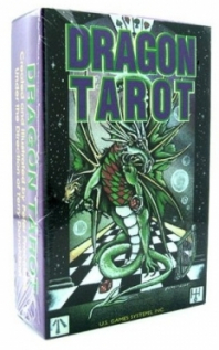 Dragon Tarot. Таро Драконов.