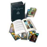 Набор Таро Книга Теней. 2 колоды + книга на русском языке. The Book of Shadows Tarot Complete Edition.