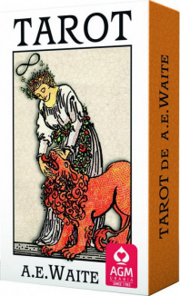Tarot of A.E. Waite Premium Edition.