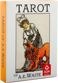 Tarot of A.E. Waite Premium Edition / Pocket (карманный размер).