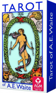 Tarot of A.E. Waite Mini (мини).
