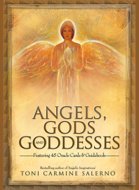 Angels, Gods and Goddesses Oracle. Оракул Ангелы, Боги и Богини.