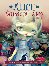 Купить alice: The Wonderland Oracle. Оракул Алиса в стране чудес в интернет-магазине TaroShop