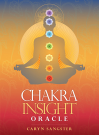Купить Chakra Insight Oracle в интернет-магазине TaroShop
