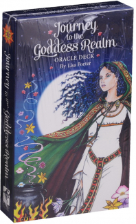 Journey to the Goddess Realm Oracle. Оракул Путешествие в Царство Богини.