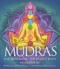 Mudras Meditation Cards. For Awakening The Energy Body.