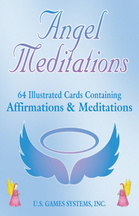 Angel Meditation Cards.