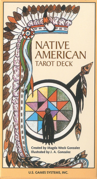 Native American Tarot. Таро Индейцев Америки.