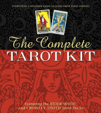 Полный Комплект Таро. The Complete Tarot Kit. Подарочный набор..
