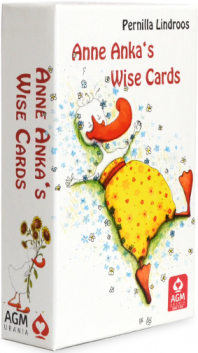 Anne Anka's Wise cards. Мудрые советы утки Анки.