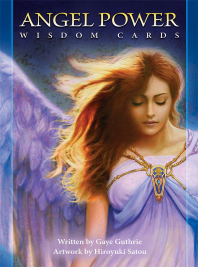 ​Angel Power Wisdom Cards.