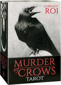 Таро Ворон Смерти. Murder of Crows Tarot.