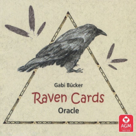 Raven Cards Oracle. Оракул Карты Ворона.